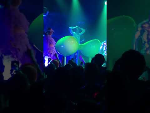 Charli XCX - Femmebot ft Dorian Electra & AG Cook @ POP2 NYC 180318