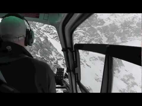 Heli ride to the Grande - Silverton Mountain Colorado