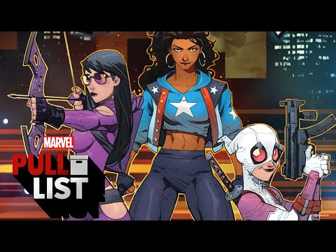 Slobberknockers and Knock-Outs! WEST COAST AVENGERS #8 and More! | Marvel's Pull List
