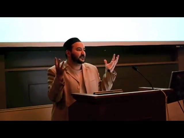 The Fundamentals of Islamic Theology - Sheikh Atabek An Nasafi (RHUL ISOC)