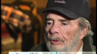 Merle Haggard on The Today Show!
