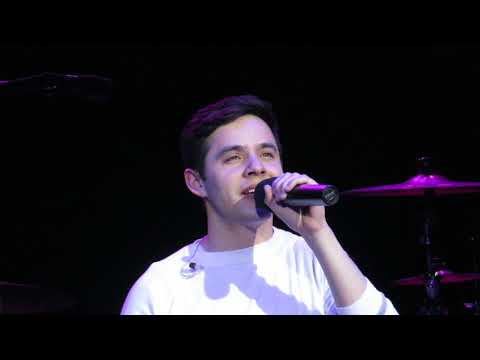 David Archuleta~I Can Only Imagine ~Tuacahn Show 2