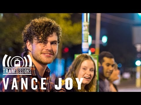 Vance Joy - Riptide | Tram Sessions