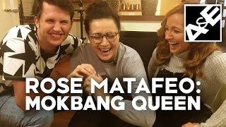 Rose Matafeo's Obsession with Watching Koreans Eat!?