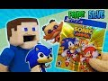 Sonic MANIA Plus Ps4 Video Game & Art Book Unboxing Sonic the Hedgehog Gameplay Funko Pop