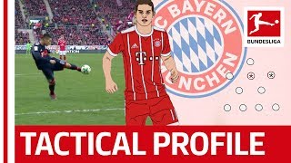 James at His Best at Bayern München - Powered by Tifo Football