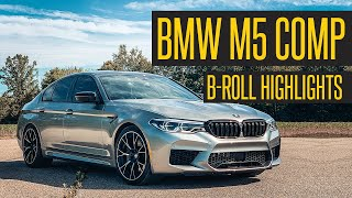 2019 BMW M5 Competition // B-Roll Compilation