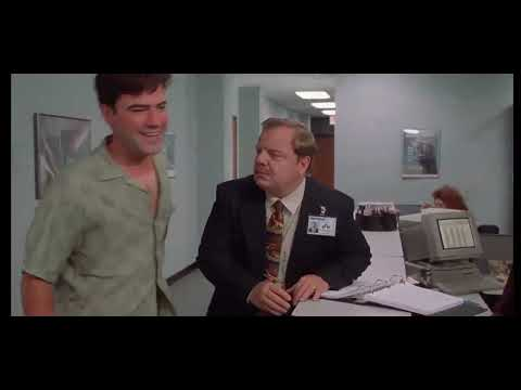 Office Space: Damn it Feels Good to be a Gangsta