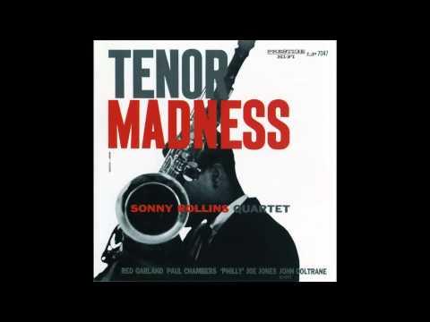 Luca Barbieri - Tenor Madness (Sonny Rollins)