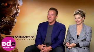 TERMINATOR: Arnold Schwarzenegger & Linda Hamilton on Their Movie Legacy
