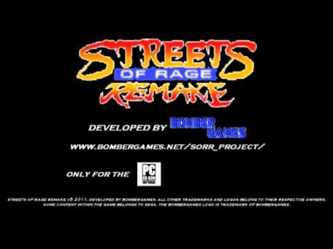 Streets Of Rage Remake V5 Soundtrack (D1;T20) Spin on the Bridge
