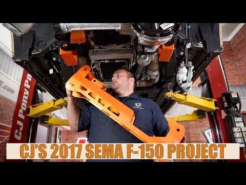 F-150 ReadyLIFT Lift Kit 7