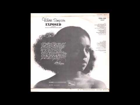 Valerie Simpson -  I Just Wanna Be There