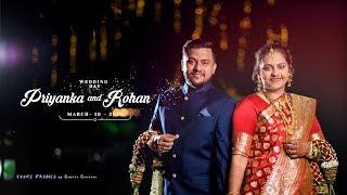 Priyanka & Rohan Wedding Highlights 4K