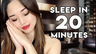 [ASMR] Sleep in 20 Minutes ~ Intense Relaxation