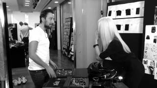 Anthony Vaccarello x Versus - Making Of - Part II Thumbnail