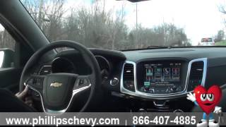 Phillips Chevrolet - 2016 Chevy SS - Test Drive - Chicago New Car Dealership
