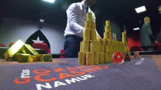 Win your seat for the #pokernamur WaSOP 2017 Main Event with hotel nights
