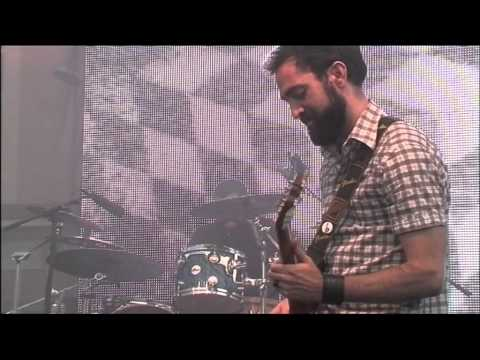 Concierto de Kermit en el SMS Festival Málaga 2013