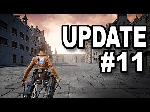 Attack on Titan Tribute Game Download - softpedia
