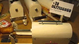 Аппарат для спиральных чипсов 3 серия
