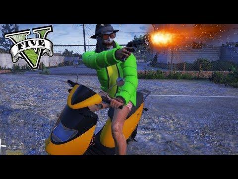 GTA LIFE - LADRONES DE MOTOS!! XDD - Nexxuz