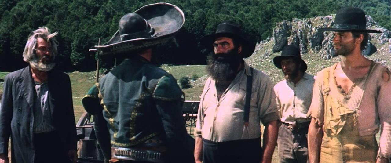 trinity brothers western movie