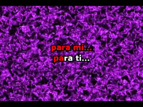 Ayúdame - Paulina Rubio (con letra Karaoke)