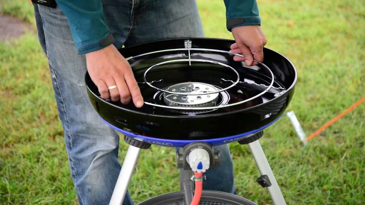 Bbq Hoes Action Cadac Carri Chef 2 Combo Review The Go Outdoors Show