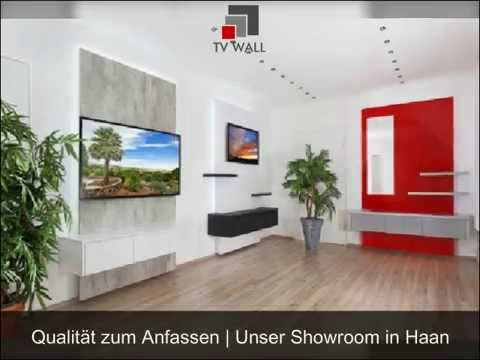 tv wall die tv wand aus schreinerhand youtube. Black Bedroom Furniture Sets. Home Design Ideas
