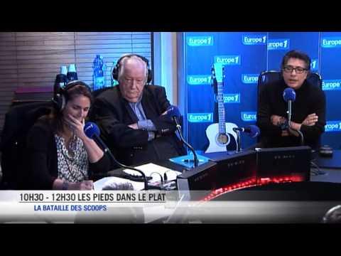 Les infos insolites sur Frédéric François
