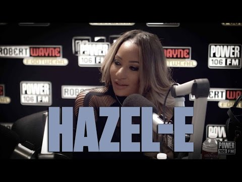Hazel E Talks Domestic Violence on Love & Hip Hop + Jeremih Track