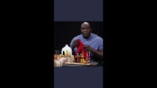 SHAQ:Kansas Dont  Know Nothing About HOT WINGS  LMAO