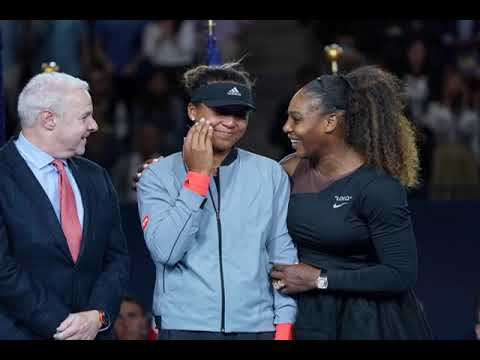 Naomi Osaka Salvages Another Awkward Moment at the US Open