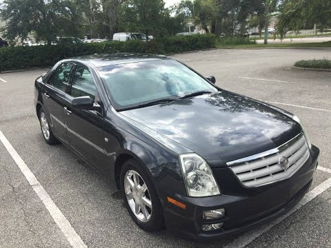 2006-cadillac-sts-3.6l-v6-car-review-for-sale