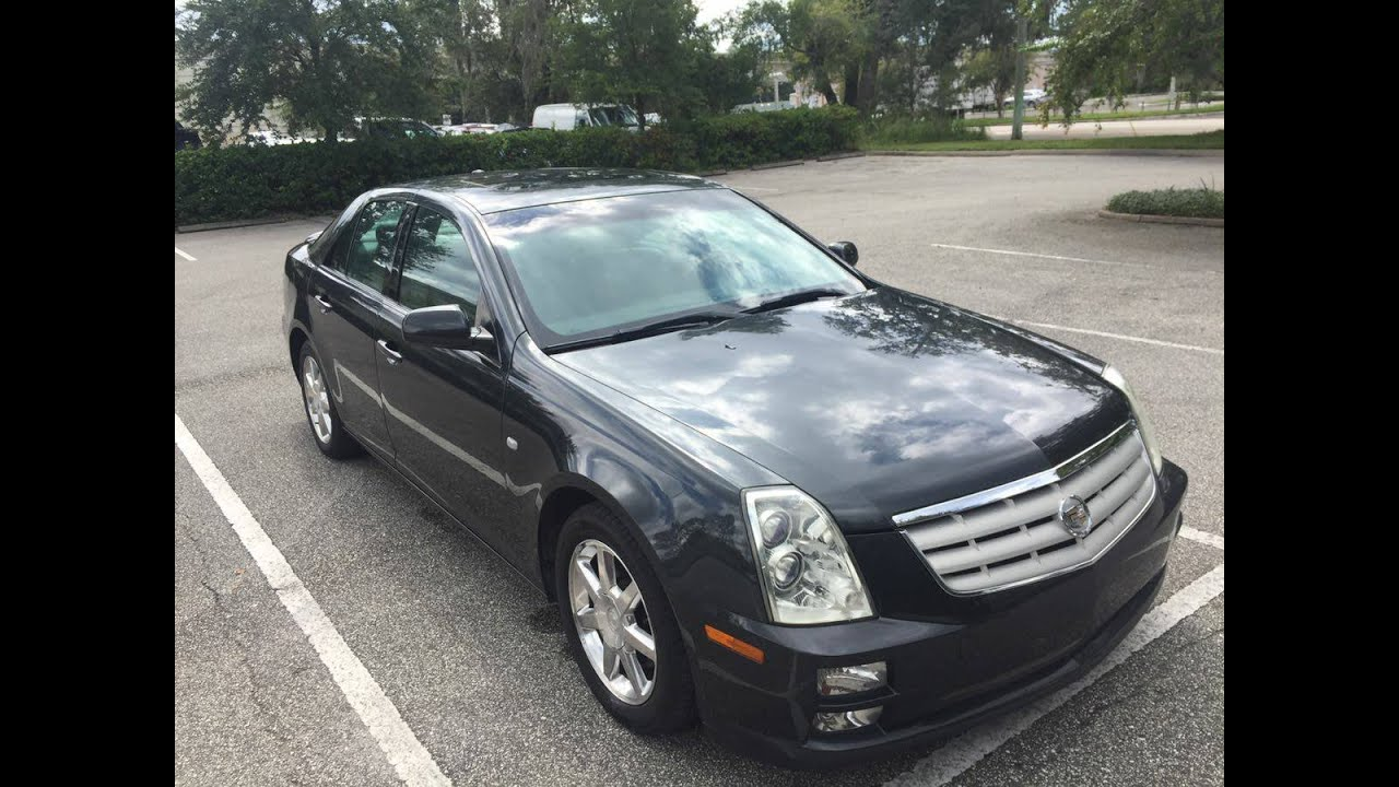 2006 cadillac sts 3 6l v6 car review for sale