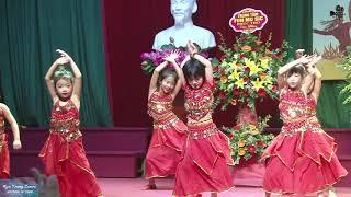 Nhảy Dum Tek Tek CLB Nghệ Thuật Thanh Hăng GVCN Trần Thanh Hăng