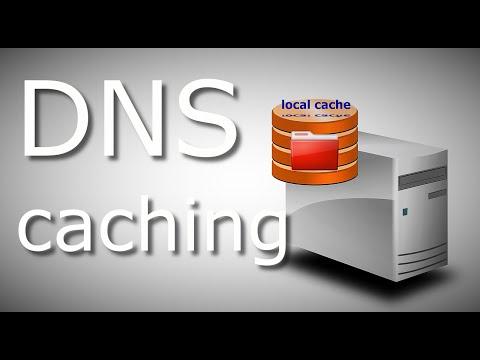 DNS caching — Saving Time