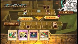 YuGiOh The dawn of destiny :: Duelo en Linea Xlink kai :: invocando a Exodia