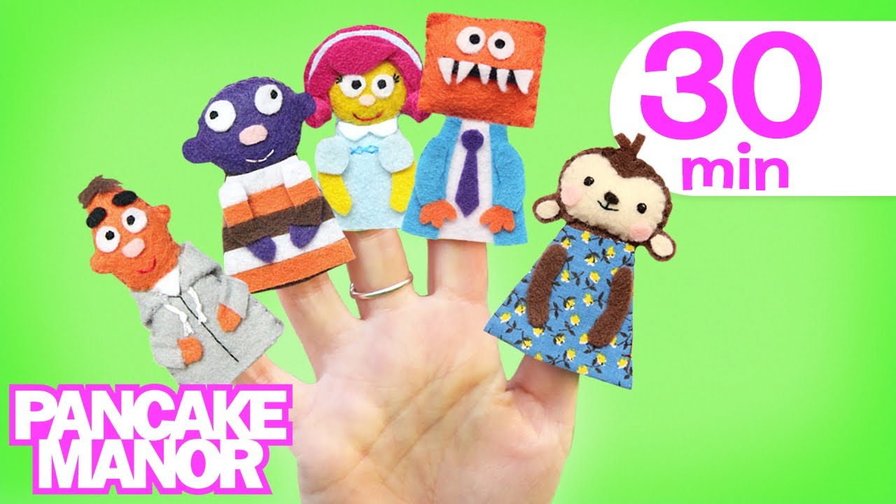 The Finger Family More Songs For Kids And Babies