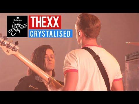 #LiveOut17 - The XX En Vivo - Crystalised