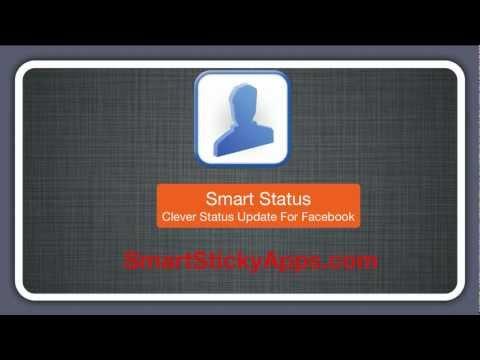 Facebook Status:Smart Status App For Clever Status Update