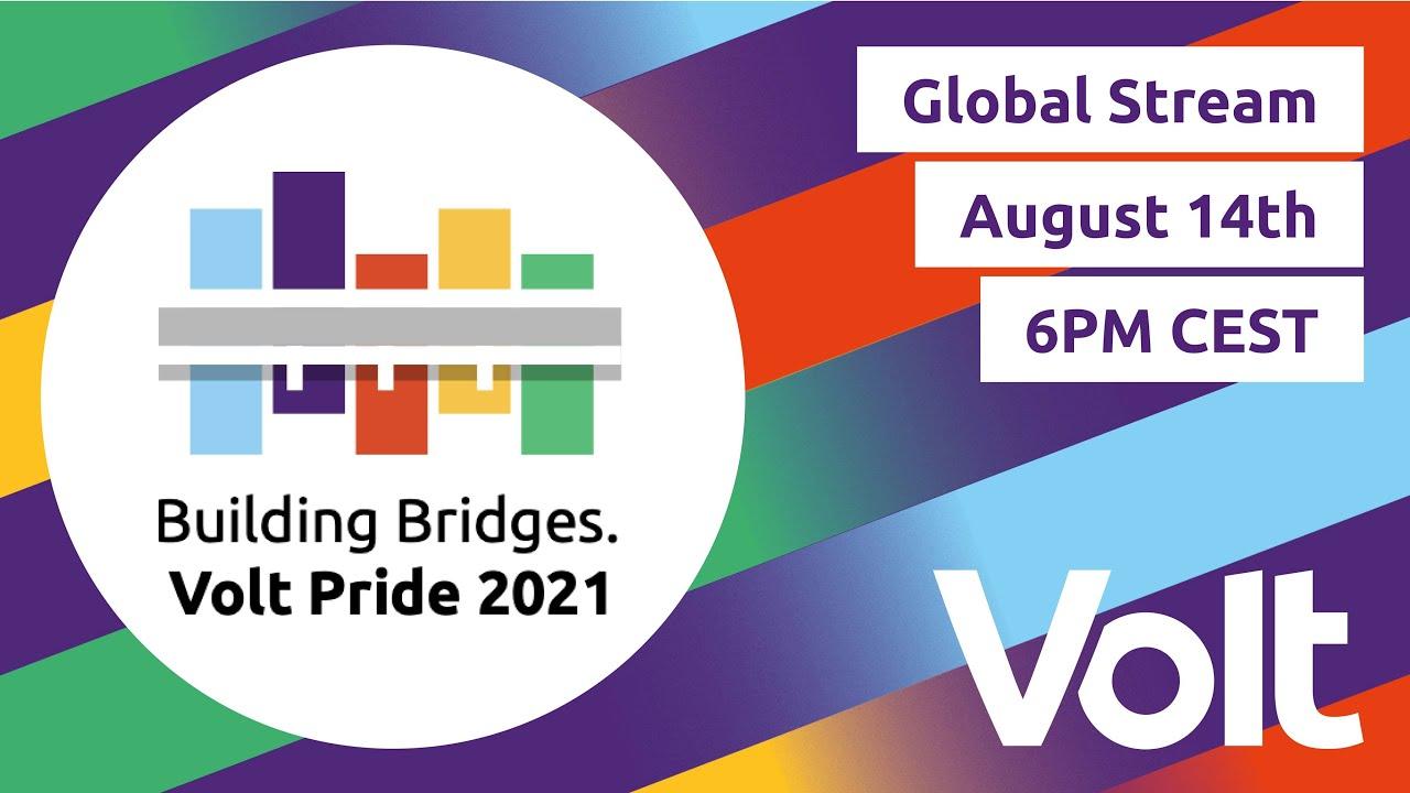 YouTube: Volt Pride 2021