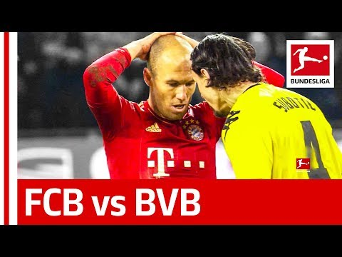 The Best Klassiker Matches Of This Decade - FC Bayern München Vs. Borussia Dortmund