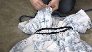Bed Sheet Maxi Dress