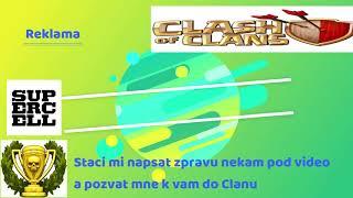 Clash of Clans cz / Co je to Clash BAZAR a SEZNAMKA ? / Radek