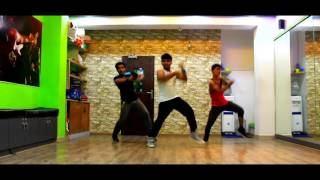 Nachange Saari Raat|| Junooniyat - Bollywood Zumba with Sanntosh - The Fitness Fiesta
