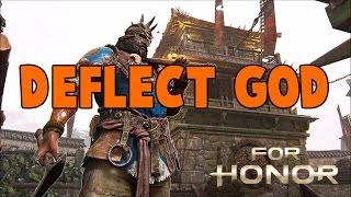 """Deflect God"" - Berserker Montage | For Honor!"
