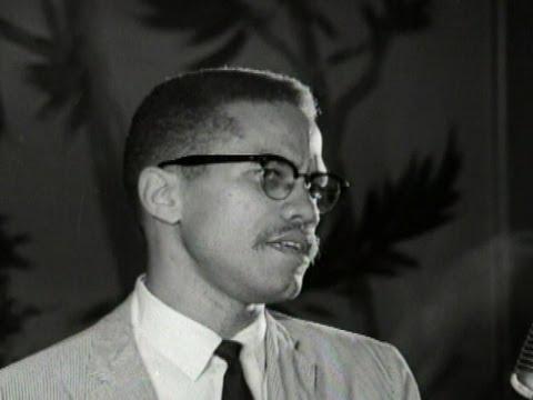 Civil Rights Activist Leader Malcolm X Speech- 1961