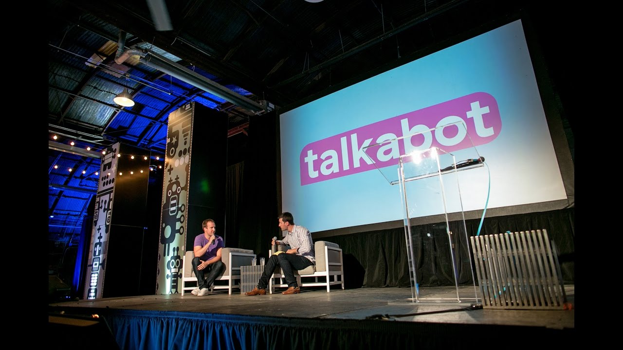 Bot Discovery & Virality Lessons From Kik CEO Ted Livingston